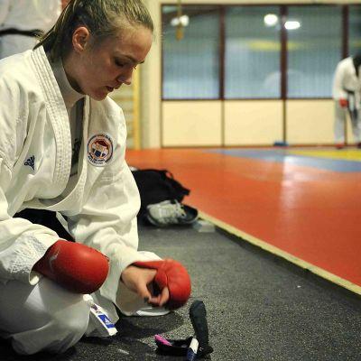 Freerun en karate clinic Zwolle